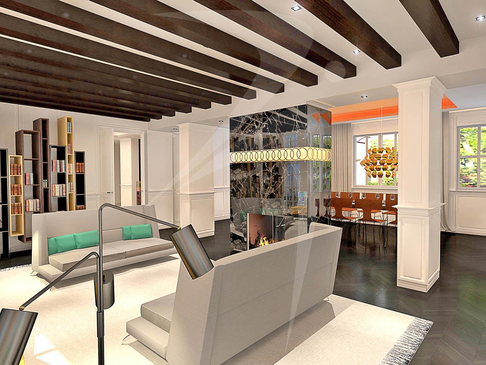 02_VillaVillamar_livingroom